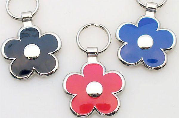 Lucruri de primăvară: etichete de identificare pentru câini de flori