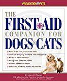 Primul ajutor pentru câini și pisici (animale de companie preventivă)