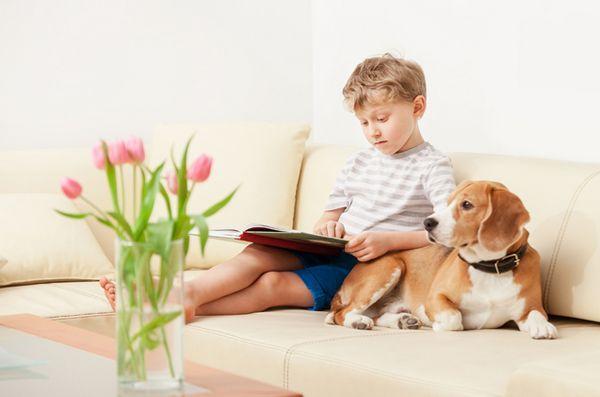 5 Trebuie să ai cărți de câine pentru copii