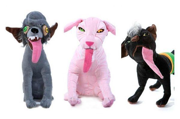 Averti ochii! Aceste jucării de câine dovedesc că urâtul este noul adorabil