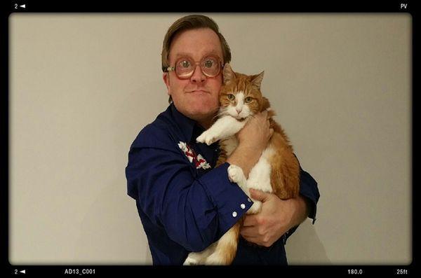 Cfhs trebuie să demonstreze că bărbații reali iubesc pisicile