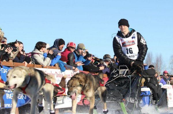 Iditarod musher ale căror câini testat pozitiv la medicament sugerează sabotaj