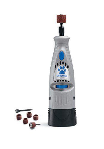 Revizuire: unelte pentru îngrijirea unghiilor dremel pentru câini
