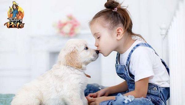 Top # 34: cum copiii și câinii se ajută reciproc