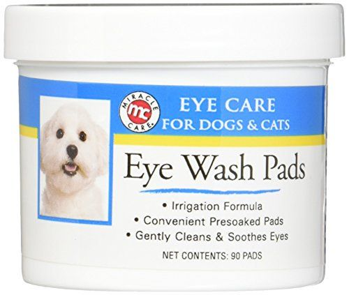 Miracle Care Sterile Eye Wash Tampoane
