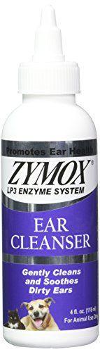 Zymox Cleanser pentru urechi cu enzime bioactive