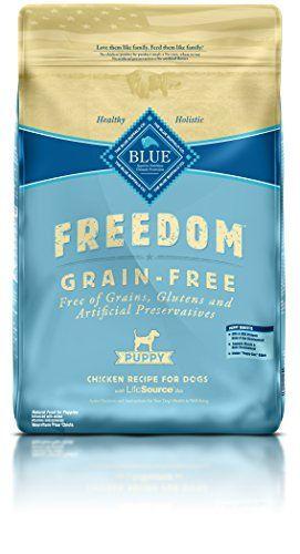 Blue Buffalo libertatea de cereale fără alimente uscate Puppy